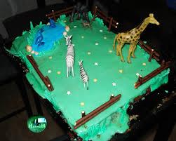 gateau anniversaire animaux art is hannah création déco bijoux accessoires et modelage