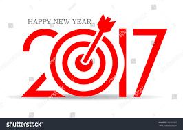 new year card design successful new year card design reach stock vector 503908600