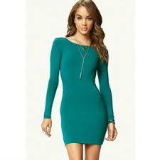 fitted dresses 44 forever 21 dresses skirts turquoise fitted dress