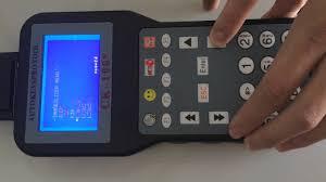 ck 100 ck100 auto key programmer test video youtube