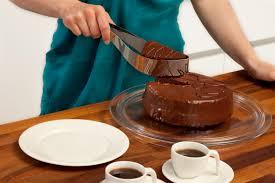 cuisine de gateau cake server l ustensile pour découper des parts égales de gâteaux