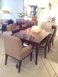 Baker Dining Room Table And Chairs Mesmerizing Baker Dining Room Table Baker Dining Room Rectangular
