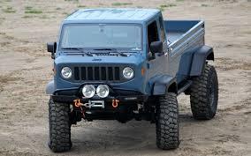 new jeep concept truck jeep mopar fc concept