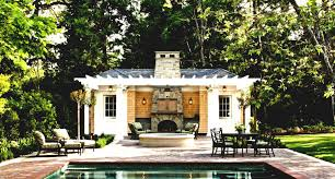 pool house plans with outdoor kitchen chuckturner us