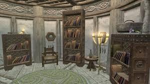 Skyrim Home Decorating Library Elder Scrolls Fandom Powered By Wikia
