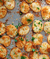 parmesan potato rounds the live in kitchen