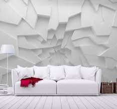 Wallpapers For Interior Design by 3d Wallpaper For Walls With Led And Fluorescent Highlighting
