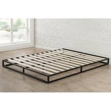 Low Profile Bed Frame Canada S Best Mattress Platforma Low Profile Bed Frame Reviews