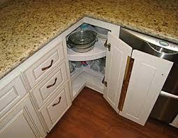 Kitchen Corner Cupboard Ideas Corner Cabinet For Kitchen Surprising Ideas 21 Organizers Hbe