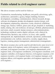 Civil Engineering Resume Templates Sample Resume Civil Engineer Project Manager Click Here To