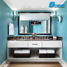 Bathroom Mirror With Tv by Bathroom Tv Mirror Bathroom Tv Mirror Suppliers And Manufacturers