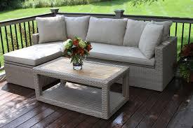 teak u0026 wicker furniture collection from outdoor interiors