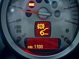 mini cooper warning lights meanings mini cooper 2001 to 2006 warning lights northamericanmotoring