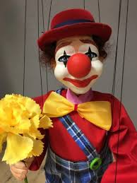 clown puppets for sale rici marionettes puppet manufacture original puppets for sale