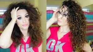 diy mask for dry frizzy or damaged hair great for curly hair