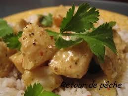 cuisiner le lieu jaune lieu jaune de ligne en curry retour de pêche