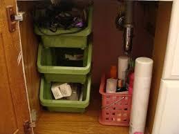 Under Sink Organizer Bathroom by 32 Best Dollar Store Storage Images On Pinterest Storage Ideas