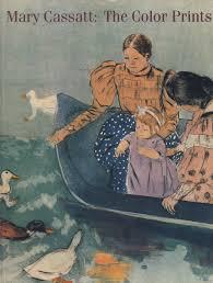 mary cassatt the color prints nancy mowll mathews barbara stern
