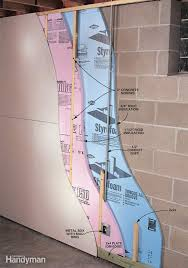 Exterior Basement Wall Insulation by Basement Drywall Alternatives Any Experience