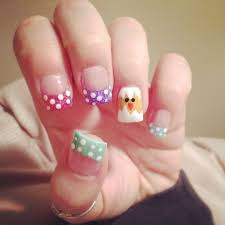 Easter Nail Designs 32 Best Easter Manicure Images On Pinterest Easter Nail Art