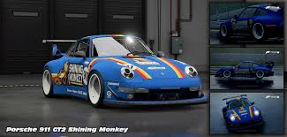 gas monkey porsche xboxracer com forza motorsport 7 showroom paint booth forza