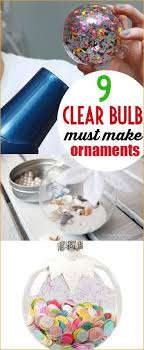 top clear ornament fillers clear ornaments ornament and