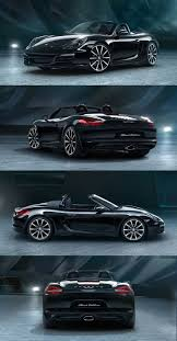 porsche boxster 2016 black best 25 porsche boxster ideas on pinterest used porsche boxster