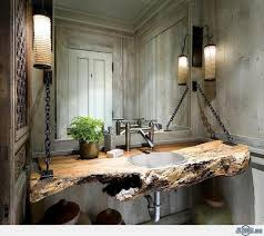 French Bathroom Cabinet by Bathroom Best Rustic Bathroom Vanity With Vintage Sink Design
