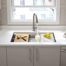 kitchen superb kohler white farmhouse sink delta faucets kohler