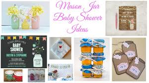 jar baby shower ideas jar baby shower rustic baby chic