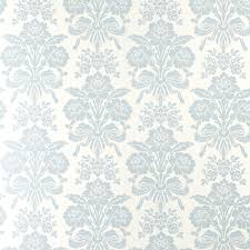 Blue And White Bedroom Wallpaper Laura Ashley Tatton Bedroom Feature Wall Wallpaper Pinterest