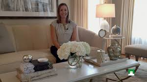 how to style a coffee table like a pro youtube