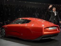 volkswagen xl1 volkswagen xl1 aerodynamics photos world u0027s most efficient car