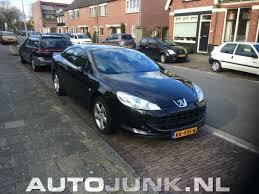 peugeot 407 coupe tuning 2006 peugeot 407 coupe foto u0027s autojunk nl 190169