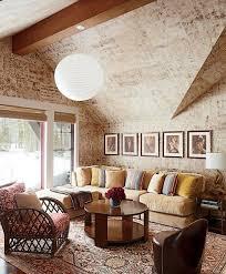 wohnraum wandgestaltung ideen für wandgestaltung rustikales wanddesign wohnzimmer