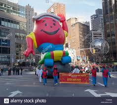 new york ny usa november 26 2015 kool aid balloon
