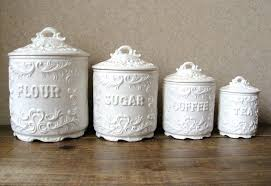 beautiful kitchen canisters ceramic kitchen canister sets beautiful with