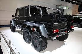 mercedes g65 amg specs brabus b63 s because the mercedes g63 amg 6x6 wasn t