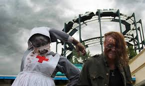 Six Flags Fright Fest California Creepyla Honors Halloween Around Southern California Cadaver