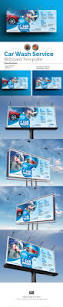 car wash billboard template by aam360 graphicriver