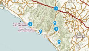 california map laguna best mountain biking trails near laguna california 905