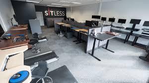 Standing Treadmill Desk by Test Drive A Standing Desk Or Treadmill Desk