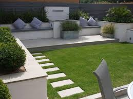 Modern Gardens Ideas Small Modern Garden Design Ideas Contemporary Gardens