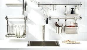 ikea accessoires cuisine ikea cuisine accessoires rangement mural cuisine rangement