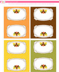 printable thanksgiving name cards printable cards