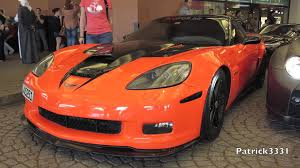 corvette z06 505hp bright orange youtube