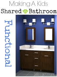 how to design a functional kids u0027 bathroom chaotically creative