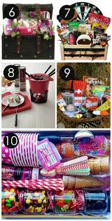 basket ideas date basket idea