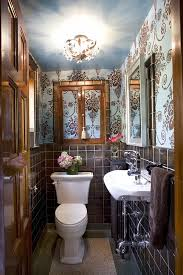 small powder bathroom ideas how to make a narrow powder room feel inviting and comfortable
