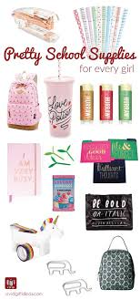 high school stuff 18 cool school supplies that every girl needs college and